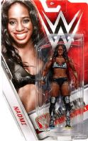 WWE Basic Series 67 Naomi - Action Figure